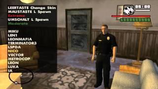 Gta San Andreas Skin Selector Part 2 (German)