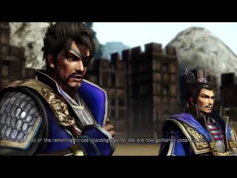Dynasty Warriors 8 (English) All Events (Historical and Hypothetical) Cutscenes HD