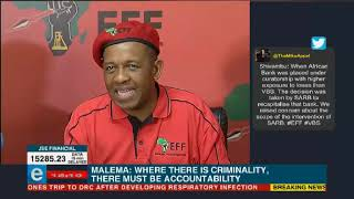 Mpofu on why EFF hasn't taken action on Shivambu