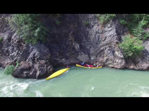 Rodeo Rescue on the Nahanni