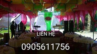 Cho thuê dàn nhạc  tại Đà Nẵng Tel  0905611756