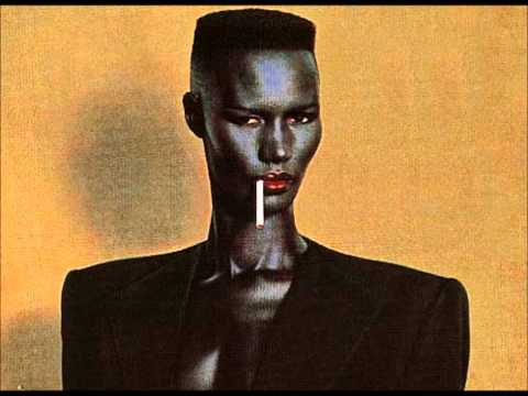grace Jones-warm leatherette