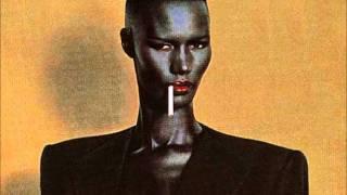 grace Jones-warm leatherette