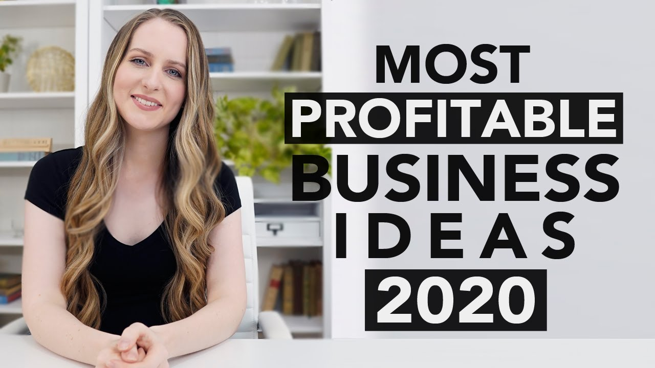 12 Most Profitable Business Ideas to Start in 2020 | Online Business Ideas
