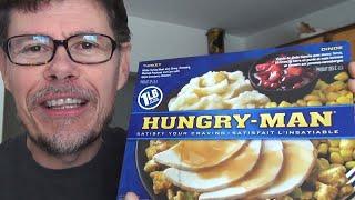 Hungry-Man Roast Turkey Dinner Review