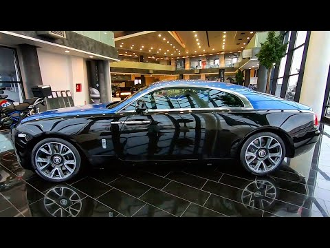 2019 Rolls Royce Wraith REVIEW INTERIOR EXTERIOR