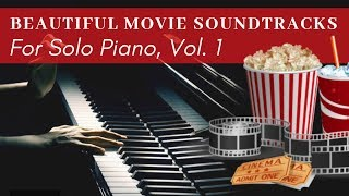 Beautiful Movie Soundtracks for Solo Piano (by Pibyal)