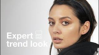 Sommer Trend Make Up Look 2018 mit Alyssa Cordes | Zalando Beauty