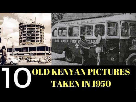 HAVE YOU EVER SEEN  HOW BEAUTIFUL NAIROBI WAS  IN 1980s.The Kenyan Sauce  Photographs Of Old Nairobi