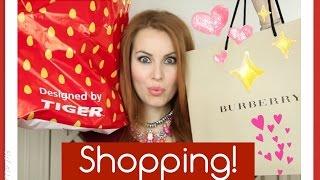 Shopping Outlet, Tiger e Regali - Jadorelemakeup