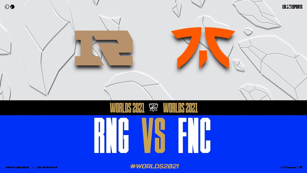 Download WORLDS 2021 - GROUPSTAGE DAY 6 - RNG vs FNC