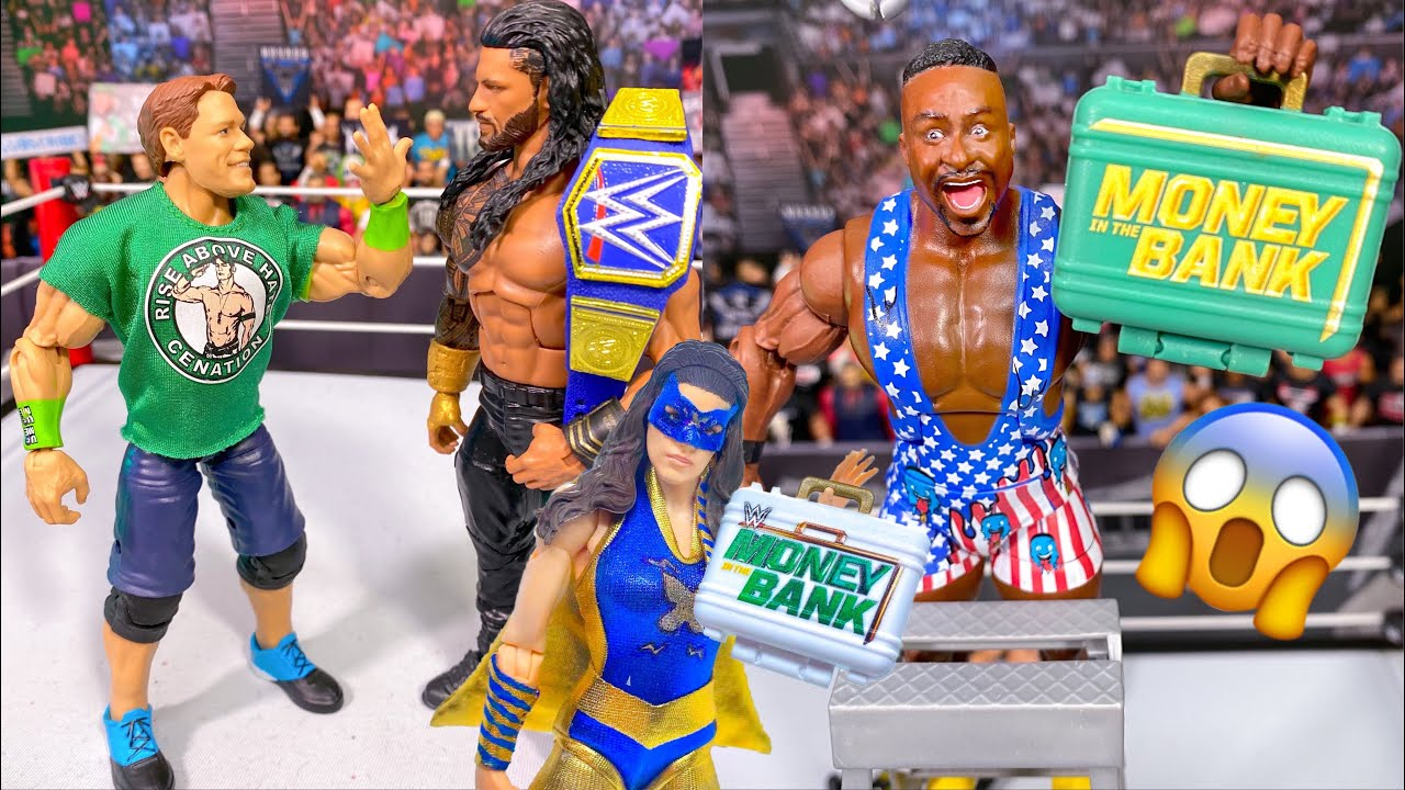 WWE MONEY IN THE BANK 2021 REVIEW & RESULTS! JOHN CENA RETURNS!