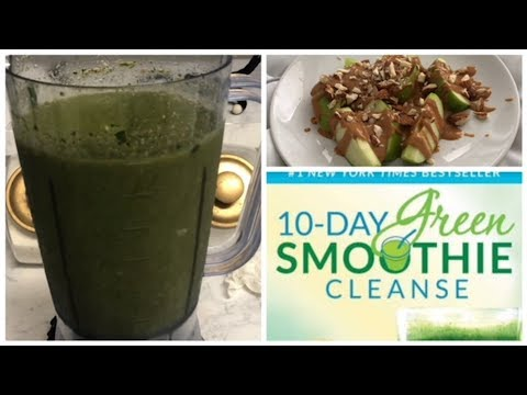 10 Day Green Smoothie Cleanse By Jj Smith Walmart