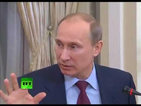 Путин объяснил чётко и ясно, — Кто они...