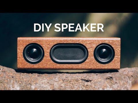 DIY Bluetooth Speaker TUTORIAL