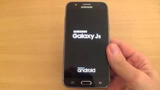 Samsung Galaxy J5 J500FN - Resetare, deblocare cod de telefon, model ecran, hard reset