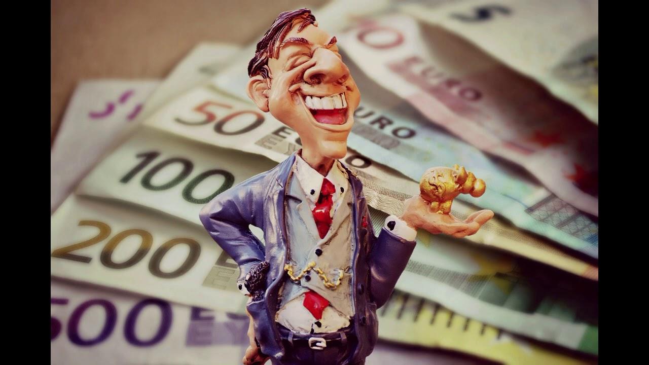 Un Feliz Bolsillo, lleno de Dinero.   de: David C Gikandi