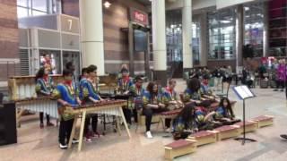 Bad Monkey- Shull School Hot Marimba Group