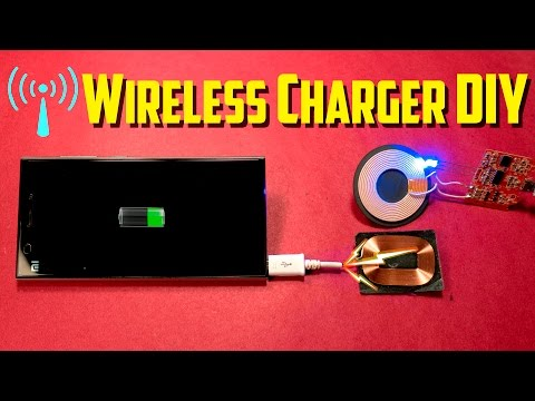 How to Make Wireless Phone Charger | Turn Your charger Wireless Under $3