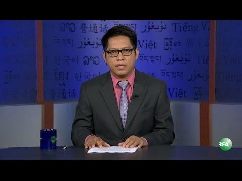 RFA Burmese TV October 30, 2015