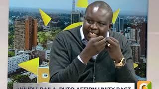 NEWS REVIEW | Political class united in Raila's Kisumu home turf