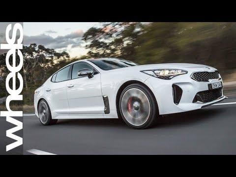 Australian exclusive 2017 Kia Stinger GT reviewed Wheels Australia