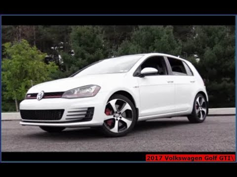 Volkswagen Golf 2017 GTI