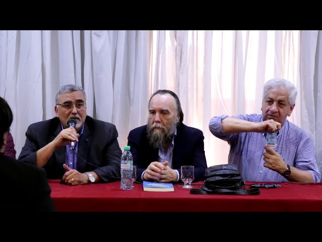 La geopolítica y la cuarta teoría política