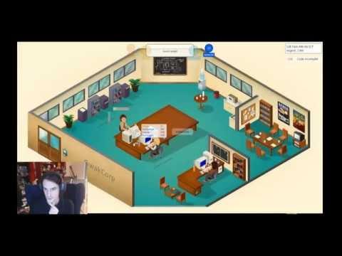 Bob Lennon - Stream de la propreté - (04/06/2015) sur Game Dev Tycoon