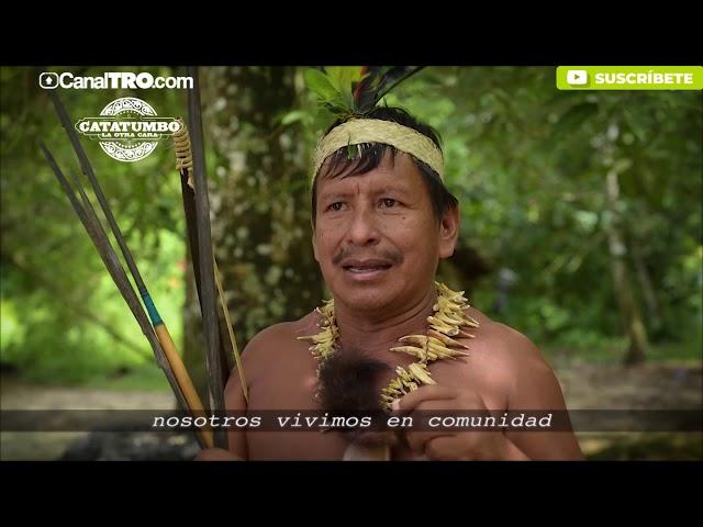 Catatumbo capítulo 3   Los hijos de Sabaseba