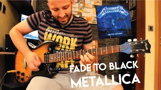 Fade to Black Intro-Outro Solo (Metallica Cover)