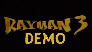 Rayman 3: Hoodlum Havoc - Promotional Demo #Special [PS2]