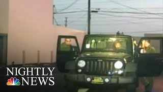 Police Department Defends Use Of Force Seen In Dashcam Video | NBC Nightly News