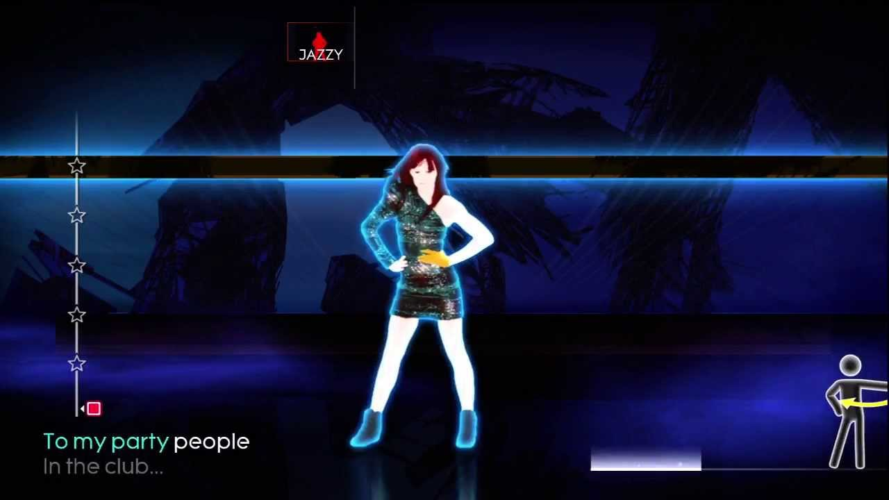 On The Floor (Just Dance 4) *5 - YouTube