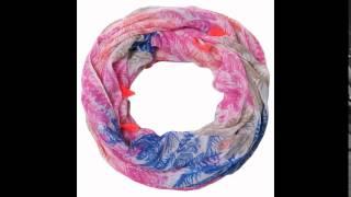 видео купить шарфы женские