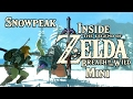 Zelda Breath of the Wild News - Snowpeak Gameplay (NO Spoilers)