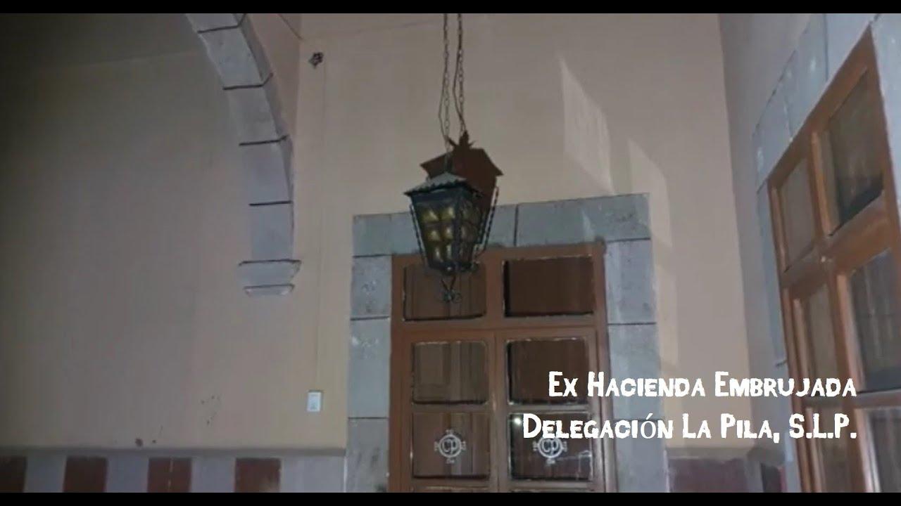 #RecorridoParanormal Ex Hacienda Embrujada Delegación La Pila #ChrisNavarro #BetoCabrera #LunaNoctem