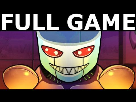 Nefarious - Full Game Walkthrough Gameplay & Ending (No Commentary Longplay) (Steam Indie Game 2017)