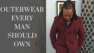 Outerwear Every Man Should Own