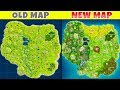 10 BIGGEST Map Changes in Fortnite