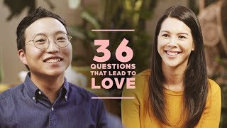 Can 2 Strangers Fall in Love with 36 Questions? Paulo + Karis
