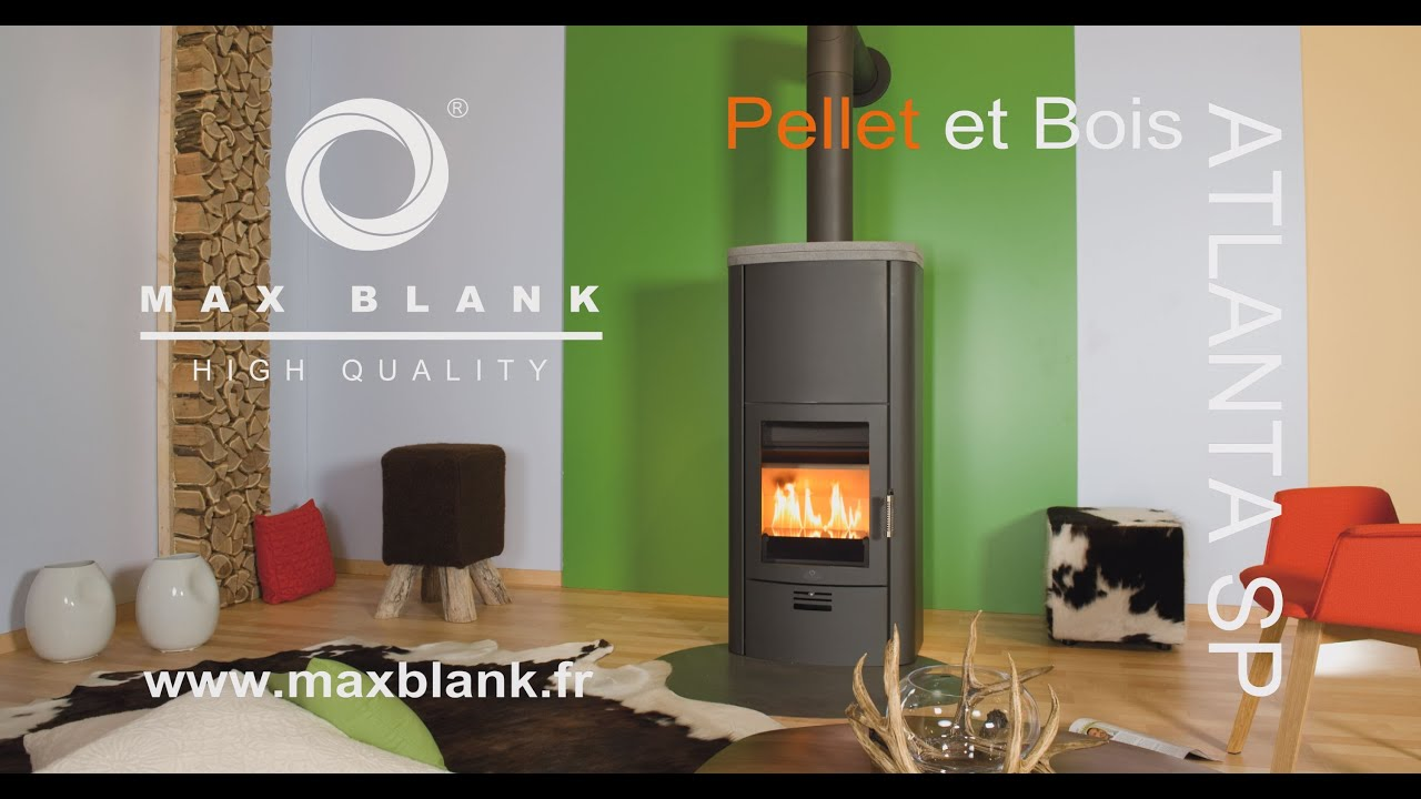 max blank atlanta sp pellet fr youtube. Black Bedroom Furniture Sets. Home Design Ideas