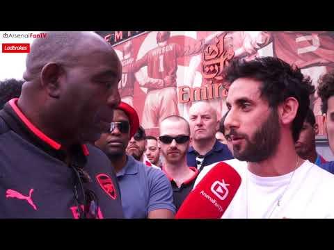 It's Bittersweet Feeling That Wenger Is Leaving | Arsenal 4-1 West Ham