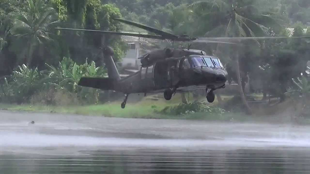 Royal Thai Army Blackhawk