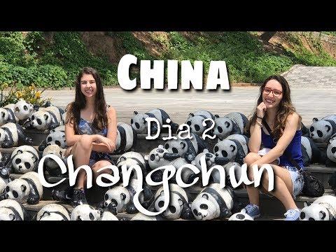 #4 Segundo dia em Changchun: Parques, Pandas, Comidas e Karaokê