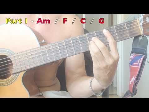 S.O.J.A - Not Done Yet Cover Guitar Chords Cifra Easy How Play Video Aula