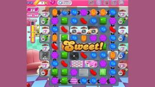 Candy Crush Saga -  Level 1458 -  no boosters