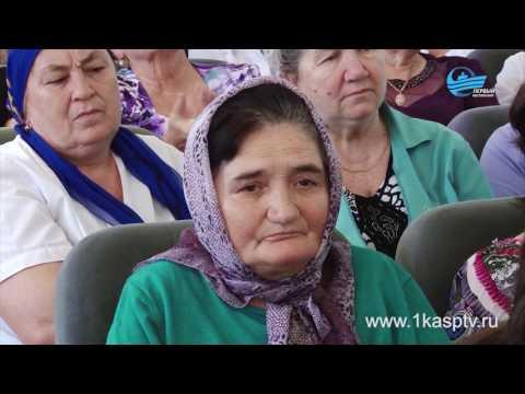 В Каспийске чествовали лучших медицинских работников!