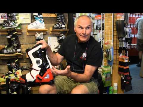 Apex Ski Boot System Overview With John From One Stop Ski Shop