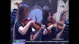 """Erdal Erzincan """" Böyle İkrar İlen """" Erzincan Ali Ekber Çiçek Senfonik Dokunuşlar TRT Türk"""